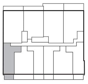 Wellington West Lofts Floor Plans - Surface